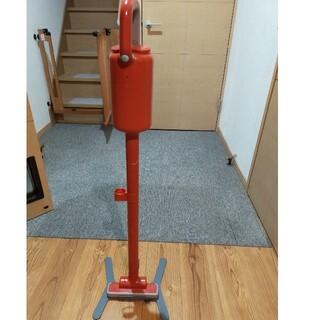 プラスマイナスゼロ(±0)のプラスマイナスゼロ 掃除機 赤(掃除機)
