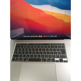 Mac (Apple) - Macbook PRO 16インチ i9/32GB