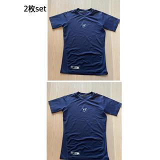 アンダーアーマー(UNDER ARMOUR)のアンダーアーマー Tシャツ 2枚セット 140(Tシャツ/カットソー)