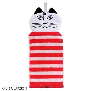 リサラーソン(Lisa Larson)のリサ・ラーソン マスコットミンミ ドレスタオル(タオル/バス用品)