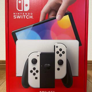 任天堂 - 【新品】新型Nintendo Switch 有機ELモデル ホワイト