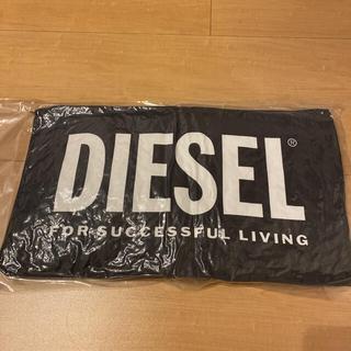 DIESEL - DIESEL ノベルティクッション 黒