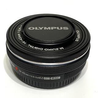 OLYMPUS - オリンパス M.ZUIKO DIGITAL ED 14-42mm EZ