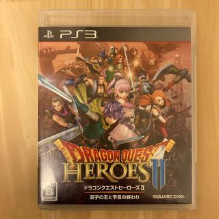 プレイステーション3(PlayStation3)のドラゴンクエストヒーローズ2 双子の王と予言の終わり PS3(家庭用ゲームソフト)