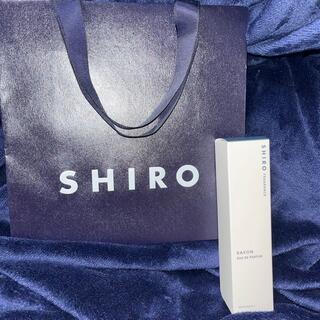 shiro - shiro SABON サボン シロ 新品 オードパルファン ショッパー付き