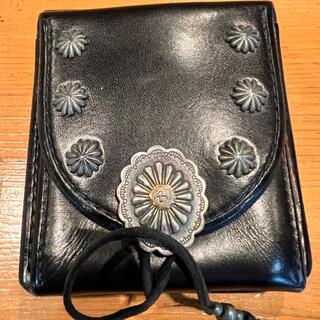 ゴローズ(goro's)のゴローズ goro's 二つ折り財布 黒(折り財布)