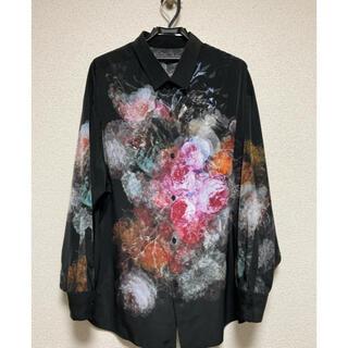 LAD MUSICIAN - BACK-FRONT SHIRT  2120-113 バックフロントシャツ