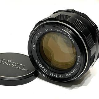 ペンタックス(PENTAX)のペンタックス Super-Takumar 50mm F1.4 単焦点レンズ(レンズ(単焦点))