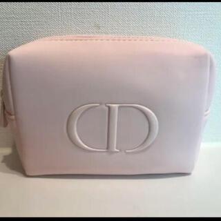 Dior - DIOR ノベルティポーチ ピンク