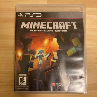 プレイステーション3(PlayStation3)のPS3 マインクラフト Minecraft(家庭用ゲームソフト)
