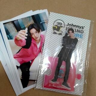 Johnny's - 目黒蓮 アクリルスタンド 第1弾 アクスタ 第一弾 Snow Man
