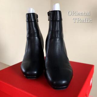オリエンタルトラフィック(ORiental TRaffic)のオリエンタルトラフィック ショートブーツ Mサイズ(ブーツ)