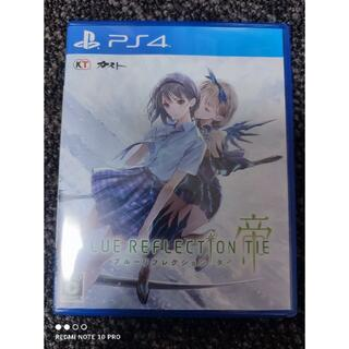 PS4 BLUE REFLECTION TIE/帝