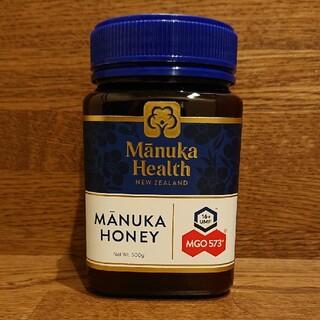 マヌカハニー MGO573+ 500g マヌカヘルス
