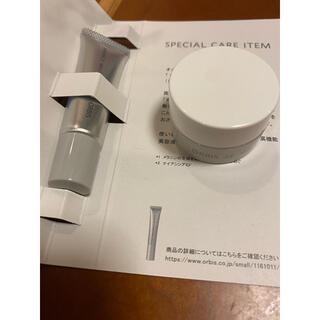 ORBIS - オルビスユー モイスチャー ジェル状美容液 リンクルホワイトエッセンス