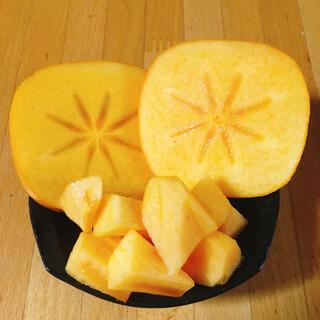 大人気 農家直送 和歌山 たねなし柿 ご家庭用 たっぷり 12kg 本州送料込み