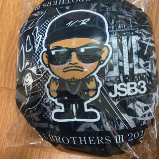 三代目 J Soul Brothers - 今市隆二 ミニクッション オンラインブース J.S.B DREAM レア 三代目
