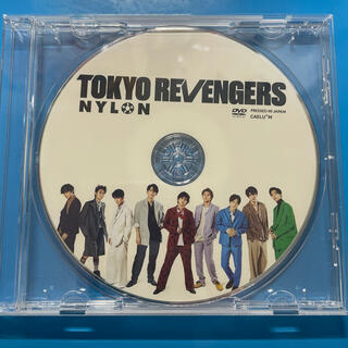 東京リベンジャーズ NYLON DVD