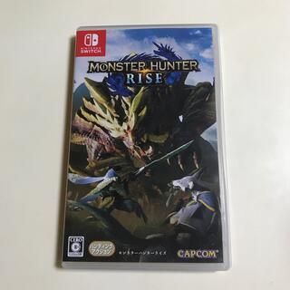 Nintendo Switch - SWITCH モンスターハンターライズ