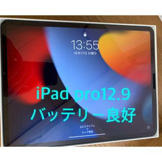 Apple - iPad pro12.9  Wi-Fi 64GB
