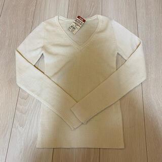 ムジルシリョウヒン(MUJI (無印良品))のニット♡MUJI(ニット/セーター)