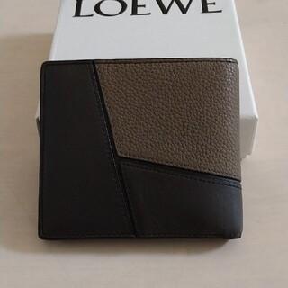 LOEWE - LOEWE 二つ折り財布