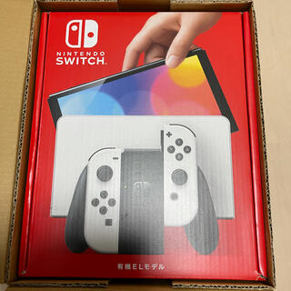Nintendo Switch - Nintendo Switch (有機ELモデル)ホワイト