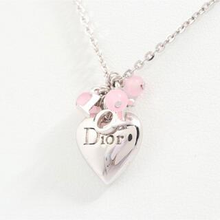 Christian Dior - クリスチャンディオール   シルバーハート ネックレス
