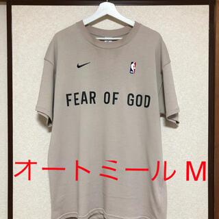 フィアオブゴッド(FEAR OF GOD)のFEAR OF GOD / Nike WarmUp TShirt Oatmeal(Tシャツ/カットソー(半袖/袖なし))