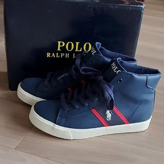 ポロラルフローレン(POLO RALPH LAUREN)のPOLO Ralph Lauren 24cm(スニーカー)