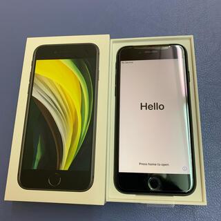 アイフォーン(iPhone)の湘南工様専用 iPhone se2 64GB SIMロック解除済み(スマートフォン本体)
