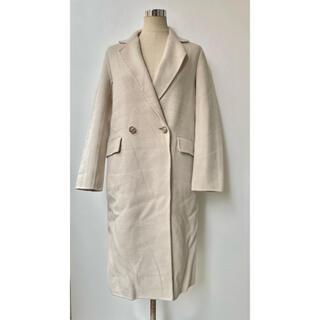 ユナイテッドアローズ(UNITED ARROWS)のユナイテッドアローズ ホワイトコート HO23(ロングコート)