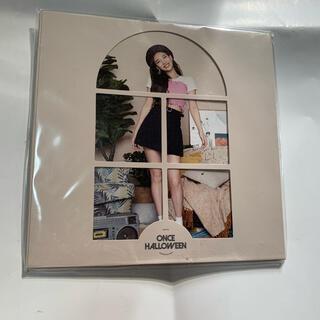 ウェストトゥワイス(Waste(twice))のTWICE 公式ポストカード ONES HALLOWEEN 全てセット(K-POP/アジア)