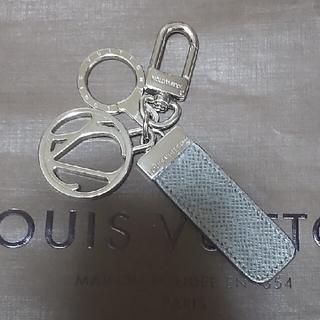 LOUIS VUITTON - ルイヴィトンタイガキーリングキーホルダー