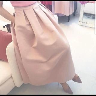 ツルバイマリコオイカワ(TSURU by Mariko Oikawa)のツルバイマリコオイカワ  スカート 34(ロングスカート)