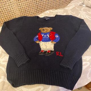 ラルフローレン 160 ポロ ベア セーター S Ralph Lauren