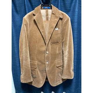 ラルフローレン(Ralph Lauren)のポロラルフローレン コーデュロイセットアップ 美品(テーラードジャケット)