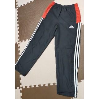 adidas - ☆ANP-239 アディダス ウインドブレーカーパンツ 黒&白・赤 サイズ M