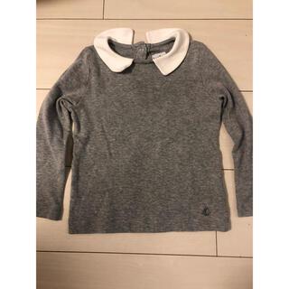 プチバトー(PETIT BATEAU)のプチバトートップス(Tシャツ/カットソー)