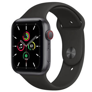 Apple Watch - Apple Watch SE GPS +セルラーモデル44mm