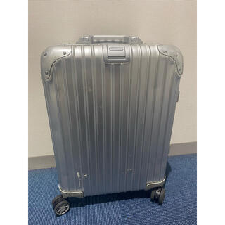 リモワ(RIMOWA)のリモワ スーツケース トパーズ 機内持ち込みサイズ(トラベルバッグ/スーツケース)