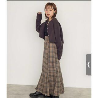 w closet - マーメイドスカート   w closet