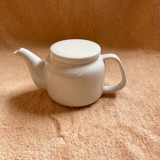 ムジルシリョウヒン(MUJI (無印良品))の無印良品 ティーポット 未使用品 450mL(食器)