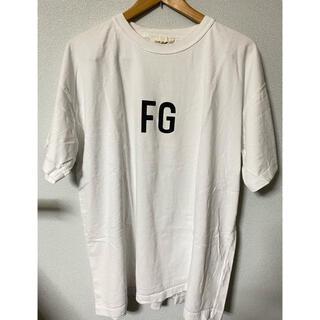 FEAR OF GOD ロゴTシャツ FGリフレクティブ