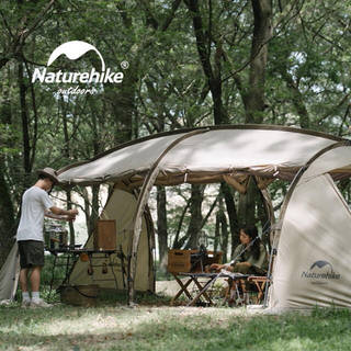 DOPPELGANGER - 【新品・未使用】Naturehike / 2ルームトンネルテント