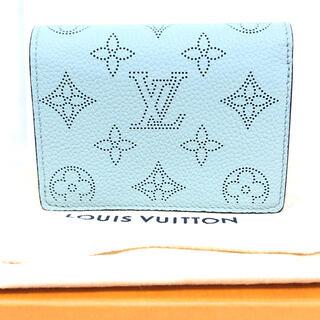 LOUIS VUITTON - 【期間限定】ルイヴィトン モノグラム マヒナ ポルトフォイユ・クレア 財布