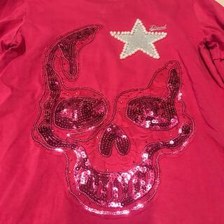 ディーゼル(DIESEL)のディーゼルのロンT    サイズ10(Tシャツ/カットソー)