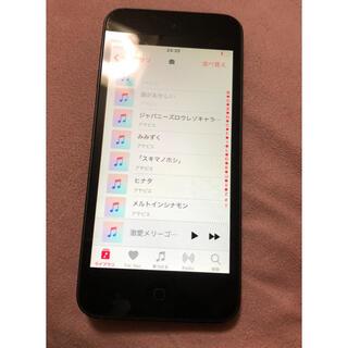 アイポッドタッチ(iPod touch)のiPod touch 6世代 64GB(ポータブルプレーヤー)