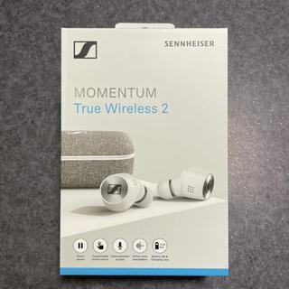 ゼンハイザー(SENNHEISER)のMOMENTUM True Wireless 2 ゼンハイザー モメンタム(ヘッドフォン/イヤフォン)