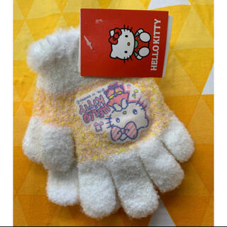 サンリオ(サンリオ)のキティちゃん 手袋(その他)